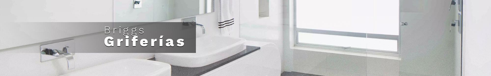Categoría Griferías | Briggs - The Premium Bath Collection